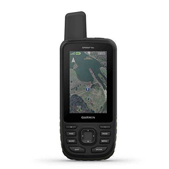 Навигатор GARMIN портативный Мод. GPSMAP 66 S