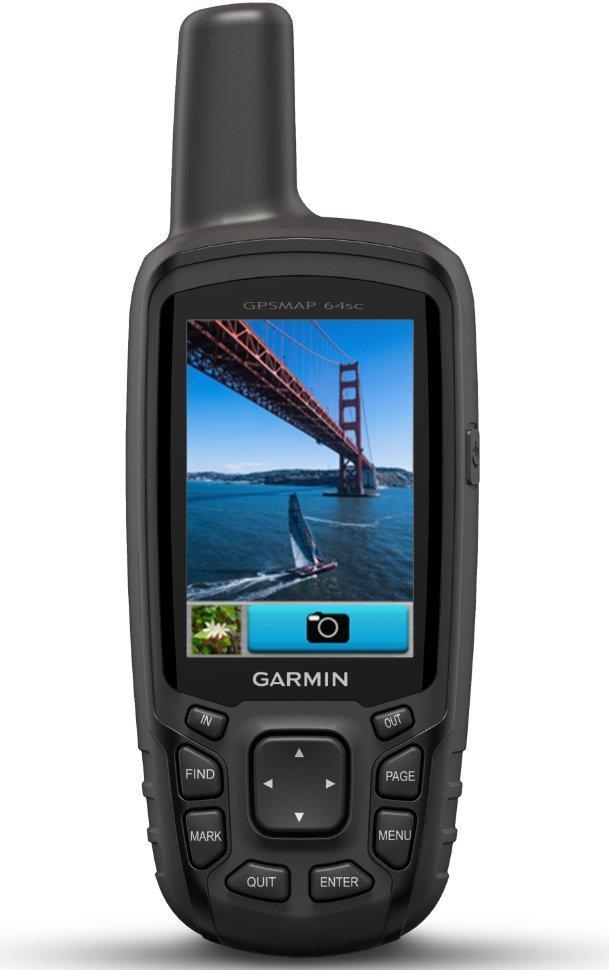 Навигатор GARMIN портативный Мод. GPSMAP 64 Sc