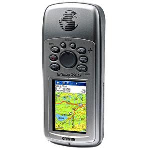 Навигатор GARMIN портативный Мод. GPSMAP 76CSX
