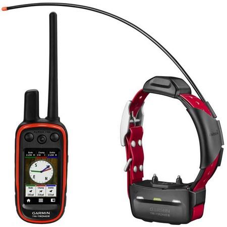 Навигатор для дрессировки и слежения за собаками GARMIN Мод. ALPHA 100 + TT15
