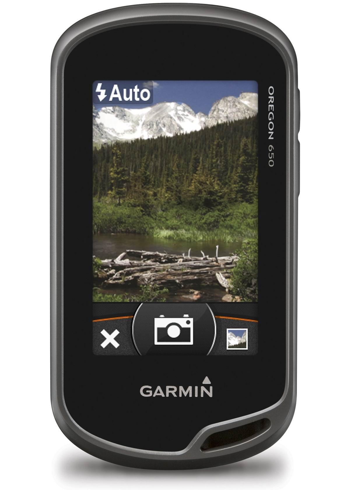 Навигатор GARMIN портативный Мод. OREGON 650