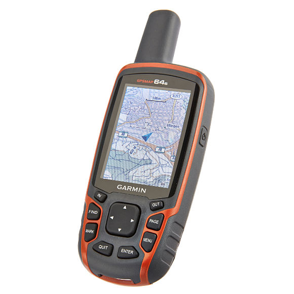 Навигатор GARMIN портативный Мод. GPSMAP 64 S