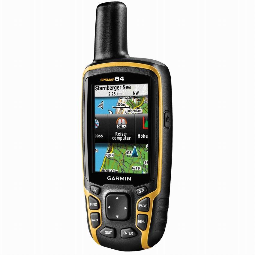 Навигатор GARMIN портативный Мод. GPSMAP 64