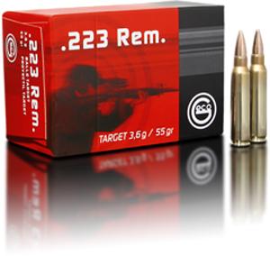 Патрон для нарезного оружия GECO (.223 Rem.)