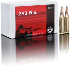 Патрон для нарезного оружия GECO (.243 Win.)