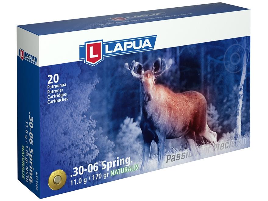 Патрон для нарезного оружия LAPUA (.30-06 Sprg.)