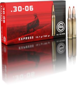 Патрон для нарезного оружия GECO (.30-06 Sprg.)