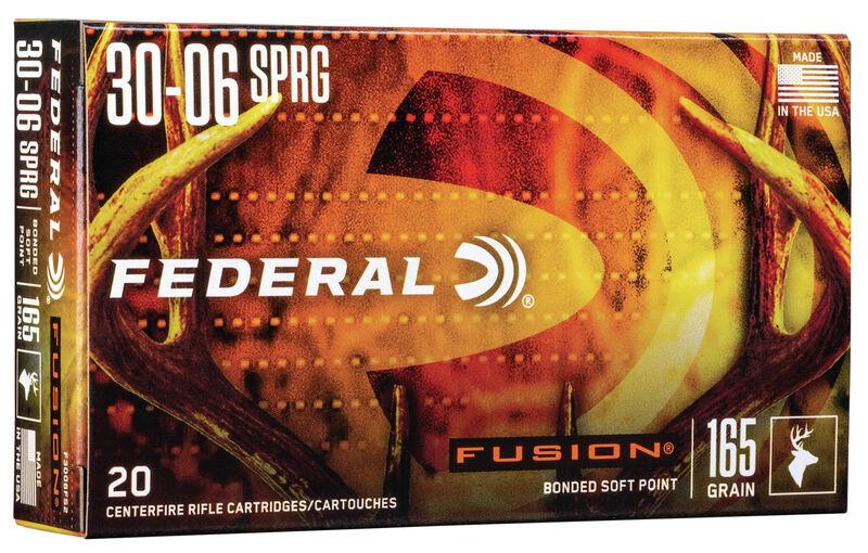 Патрон для нарезного оружия FEDERAL (.30-06 Sprg.) - F13435