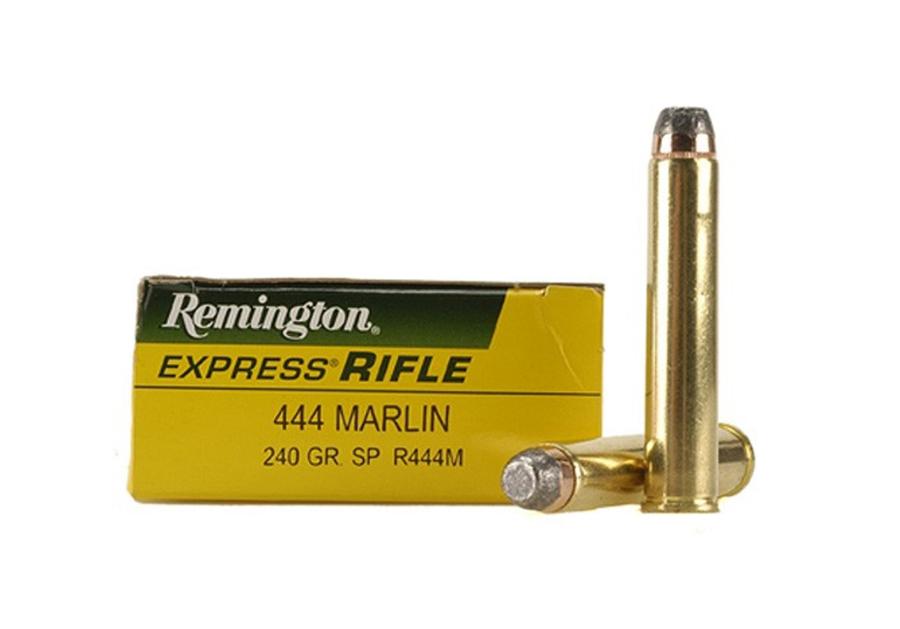 Патрон для нарезного оружия REMINGTON (.444 Marlin)