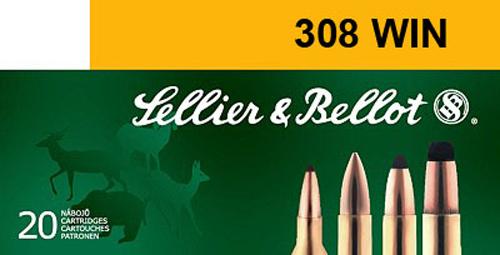 Патрон для нарезного оружия S&B (.308Win.)