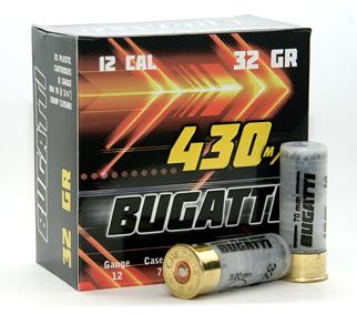 Патрон для гладкоствольного оружия Y.A.F.-Bugatti (12/70)(32г.)
