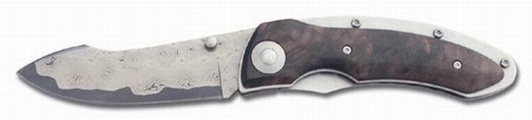 Складной нож KATZ Мод. KAGEMUSHA DAMASKUS