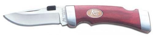 Складной нож KATZ Мод. CHEETAH 800 DROP POINT