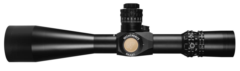 Оптический прицел NIGHTFORCE Мод. B.E.A.S.T. 5-25x56 F1 - F33726