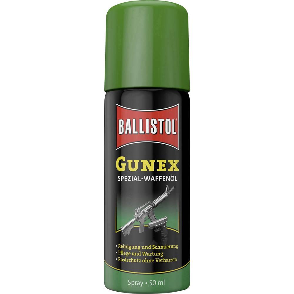 Оружейное масло BALLISTOL GUNEX