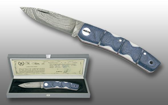 Складной нож NIETO Мод. ARTESANAL-14-LTD