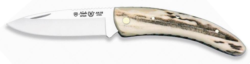 Складной нож NIETO Мод. ARTESANAL-7-LTD