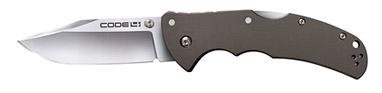 Складной нож COLD STEEL Мод. CODE 4 CLIP