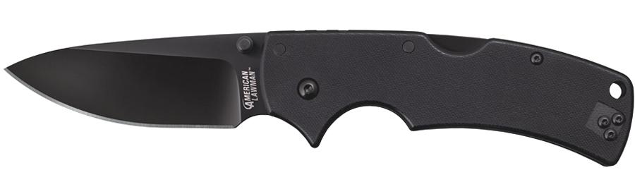 Складной нож COLD STEEL Мод. AMERICAN LAWMAN