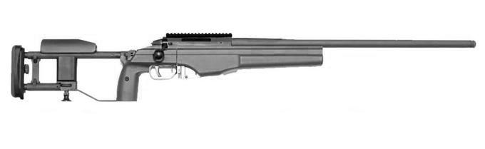 Нарезной карабин SAKO Мод. TRG 42 FOLDING BLACK PH