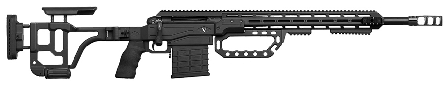Нарезной карабин VICTRIX Мод. SCORPIO TCT BLACK  - F92421