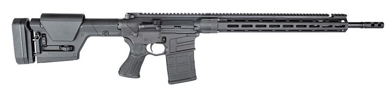 Нарезной карабин SAVAGE Мод. MSR-10 LONG RANGE (.308 Win.)(10+1)(51cм)(без открытого прицела)(с дульным тормозом)(2-ступенчатый курок)(регулируемый приклад)(шина WEAVER)
