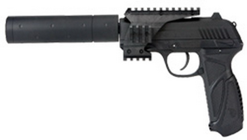 Пневматический пистолет GAMO Мод. PT-85 BLOWBACK SOCOM - F93116