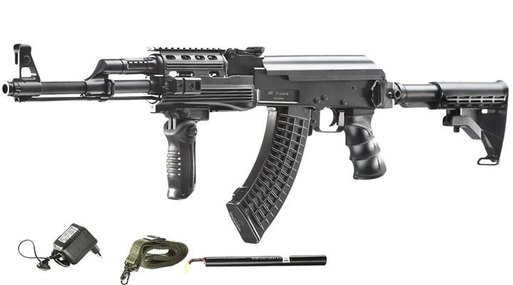 Страйкбольная винтовка ASG Мод. CAA M4 DESERT