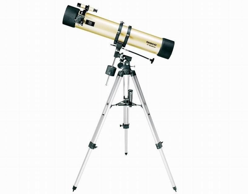 Телескоп (рефлектор) TASCO 114х900мм LUMINOVA
