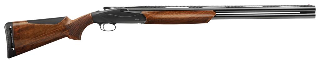 Гладкоствольное ружье BENELLI Мод. 828U BLACK (двуствольное)