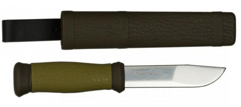 Нож MORAKNIV Мод. 2000 GREEN  - R15977
