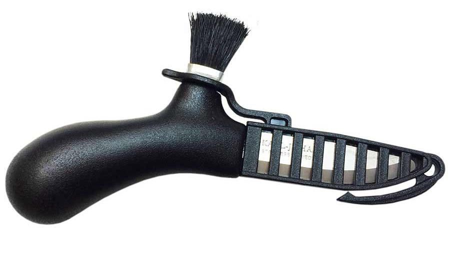 Нож грибника MORAKNIV Мод. MUSHROOM KNIFE BLACK
