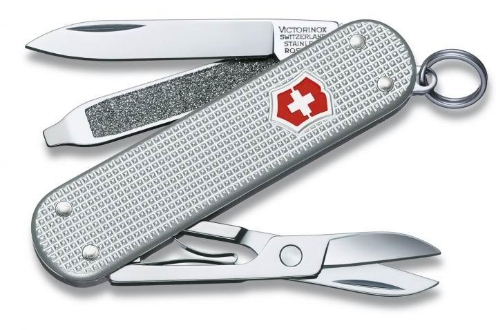 Нож VICTORINOX Мод. CLASSIC ALOX