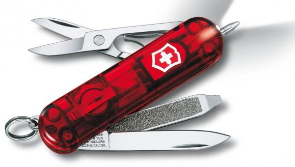 Нож VICTORINOX Мод. SIGNATURE LITE