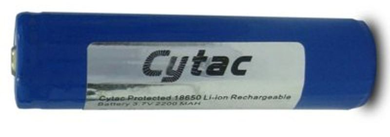 Аккумулятор (Li-ion) CYTAC Мод. 18650-2900