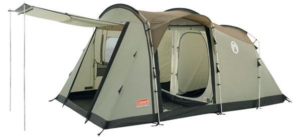 Палатка СOLEMAN Мод. MACKENZIE CABIN 4