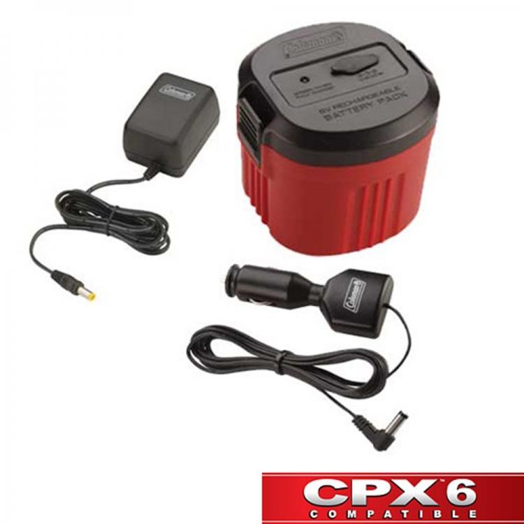 Аккумулятор COLEMAN Мод. CPX 6 (6V)