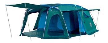 Палатка СOLEMAN SAVANNAH-6