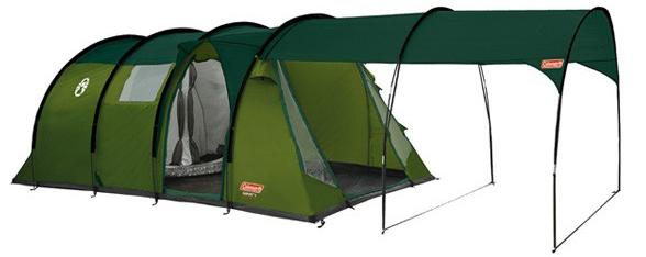Палатка СOLEMAN Мод. HAWKINS 6