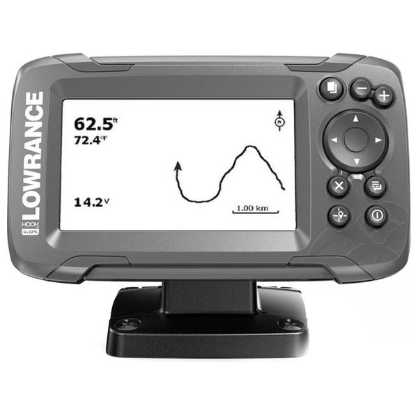 Навигатор-эхолот LOWRANCE Мод. HOOK2-4X GPS - R44954