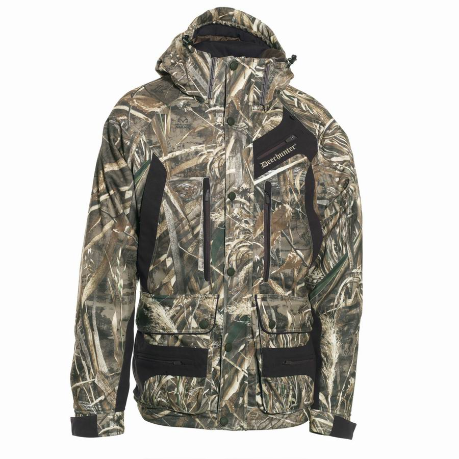 Куртка DEERHUNTER-MUFLON SHORT (CAMO MAX-5)