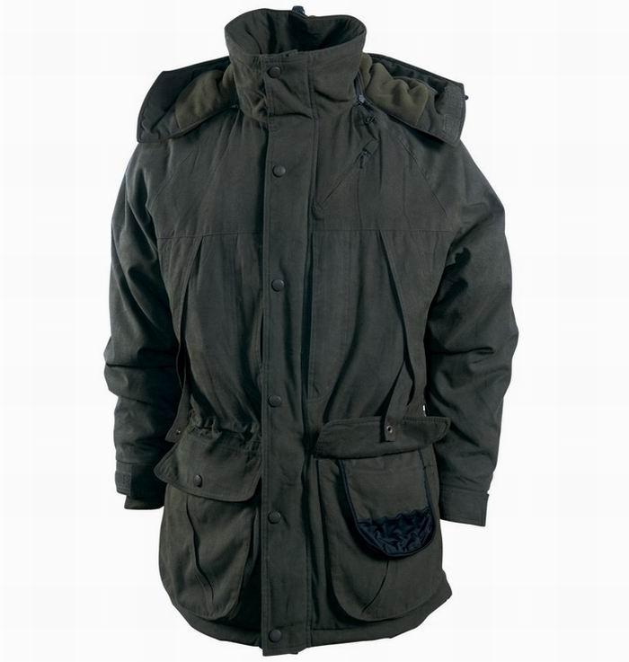 Куртка DEERHUNTER-RUSKY 2.G m/D (4в1)(хаки) - R47052