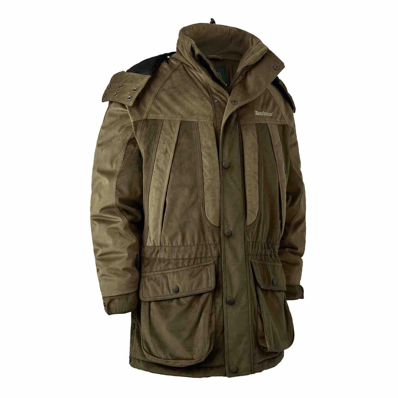 Куртка DEERHUNTER-RUSKY SILENT (хаки)