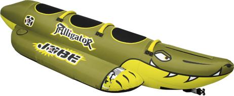 Надувной банан JOBE Мод. JOBE ALLIGATOR - R75551
