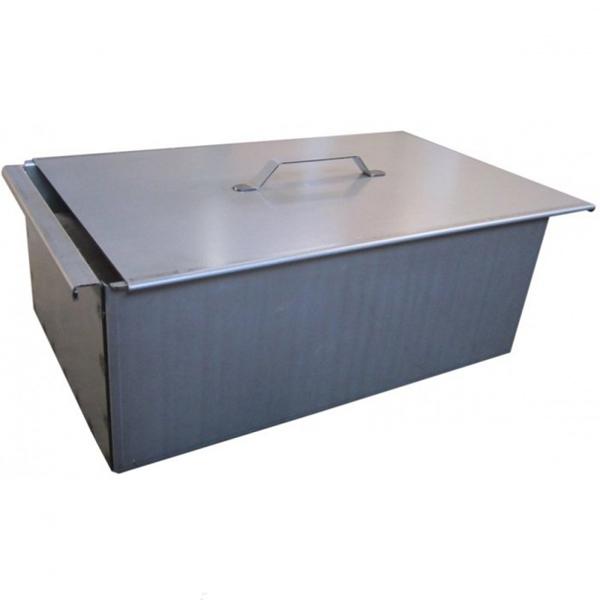 Коптильня ТОНАР двухъярусная с поддоном для сбора жира Мод. К-002