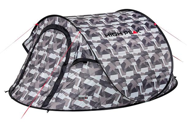 Палатка HIGH PEAK Мод. VISION 2 - R89071