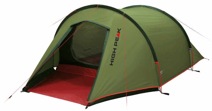 Палатка HIGH PEAK Мод. KITE 3