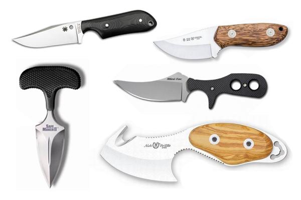 Ножи с фиксированным лезвием