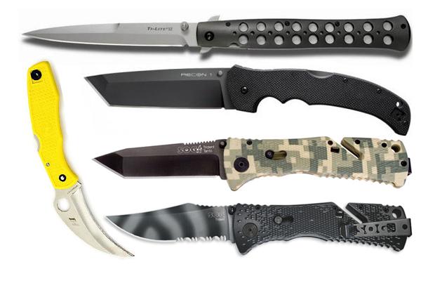 Ножи складные (лицензия)