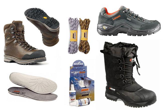 Обувь, стельки, средства по уходу